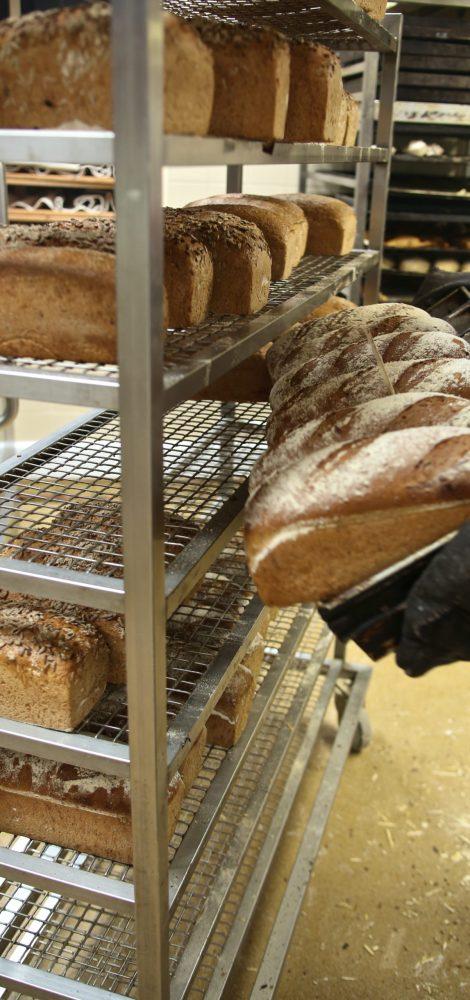 Driekant Bakkerij - Productie, brood, bakken, werkwijze, vers, oven, proces 11
